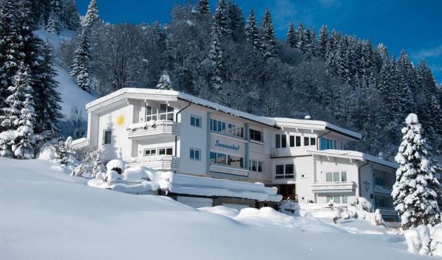 Hotel Garni Sonnenhof Mittelberg